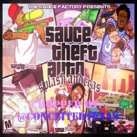 Sauce Twinz & Sosa Mann - On Top x Migos ( Chopped by. @ConceitedTexas )