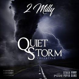 Contraband App - Quiet Storm (Freestyle) Cover Art