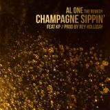 Contraband App - Champagne Sippin Cover Art