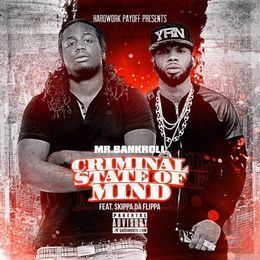 Contraband App - Criminal State Of Mind Cover Art