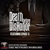Contraband App - Death Before Dishonor Cover Art