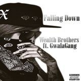 Contraband App - Falling Down Cover Art
