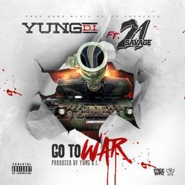 Contraband App - Go To War Cover Art
