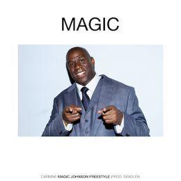 Contraband App - Magic Johnson Freestyle Cover Art