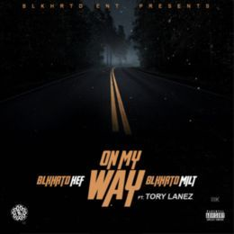 Contraband App - On My Way Cover Art