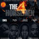 Contraband App - The 4 Horsemen Cover Art