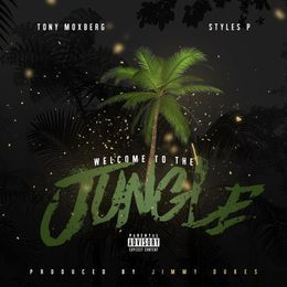Contraband App - Welcome to the Jungle Cover Art