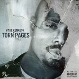 Contraband App - Torn Pages Cover Art
