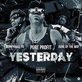 Contraband App - Yesterday Cover Art