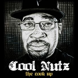 Cool Nutz - The Cook Up Cover Art
