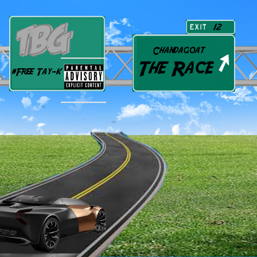 Chandagoat - TAY-K x THE RACE (Remix) #FREETAYKTHEMOVENT
