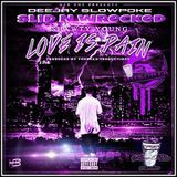 Corey Barninger - Love Is Pain (CHOPPED & SCREWED) Cover Art