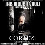 Cortez - The Hidden Vault Cover Art