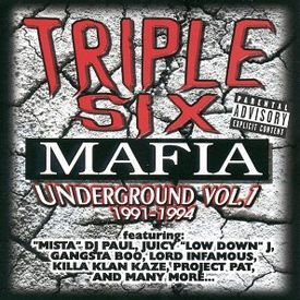 Three 6 Mafia - Now I'm High, Really High