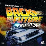 CB aka Country Boy - Back To The Future Freestyle Cover Art