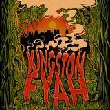 New Kingston - Kingston Fyah Cover Art