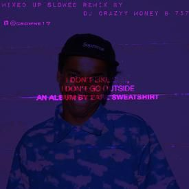 Earl Sweatshirt - I Don't Like Shit I Dont Go Outside Mixed Up Slowed Remix - High-quality ...