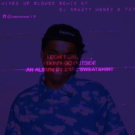 Earl Sweatshirt - I Don't Like Shit I Dont Go Outside Mixed Up Slowed Remix - High-quality ...