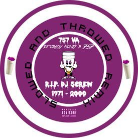 Bia Bia + Y'all Scared Mix {DJ Tripl6 + DJ Rod K Diss} (Slowed + Throwed)