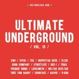 CultureLeak.com - Ultimate Underground vol. 13 Cover Art
