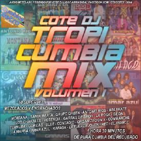 Tropi Cumbia Mix Volumen 1