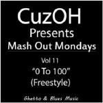 CuzOH - 0 To 100 (freestyle) Cover Art
