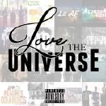 Cypher Clique Music - Love The Universe Cover Art