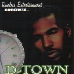 d town - backin89 Cover Art