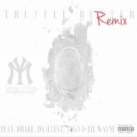 Truffle Butter (Remix) Ft. Drake, Da Illest, Tyga & Lil Wayne