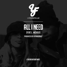 All I Need - Mary J. Blige/Method Man Tribute