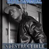 DABA DAVISUAL - INDESTRUCTIBLE  Cover Art