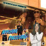 Dj Hustle Man - Applying Pressure Cover Art