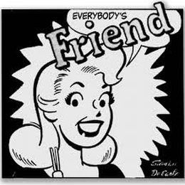 Tone CEO - everybodys friend Cover Art