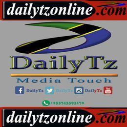 DailyTz - Mkimbie Cover Art