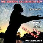 The General Da Jamaican Boy - The Journey-Single Cover Art