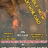 The General Da Jamaican Boy - I'm The Truth That Ain't Been Told Cover Art