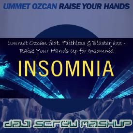 Raise Your Hands Up for Insomnia (Daji Screw MashUp)
