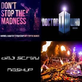 Welcome To Doctor Who & Don't Stop The Madness (Daji Screw MashUp)