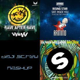 Safe Inside Rave After Rave (Daji Screw Sensation MashUp Remix)
