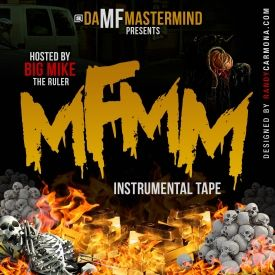 daMFmastermind - MFMM hosted by Big Mike The Ruler  Cover Art