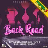 Dancehall.it - Back Road Riddim Medley Cover Art