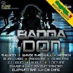 Dancehall.it - Badda Don Riddim Medley Cover Art