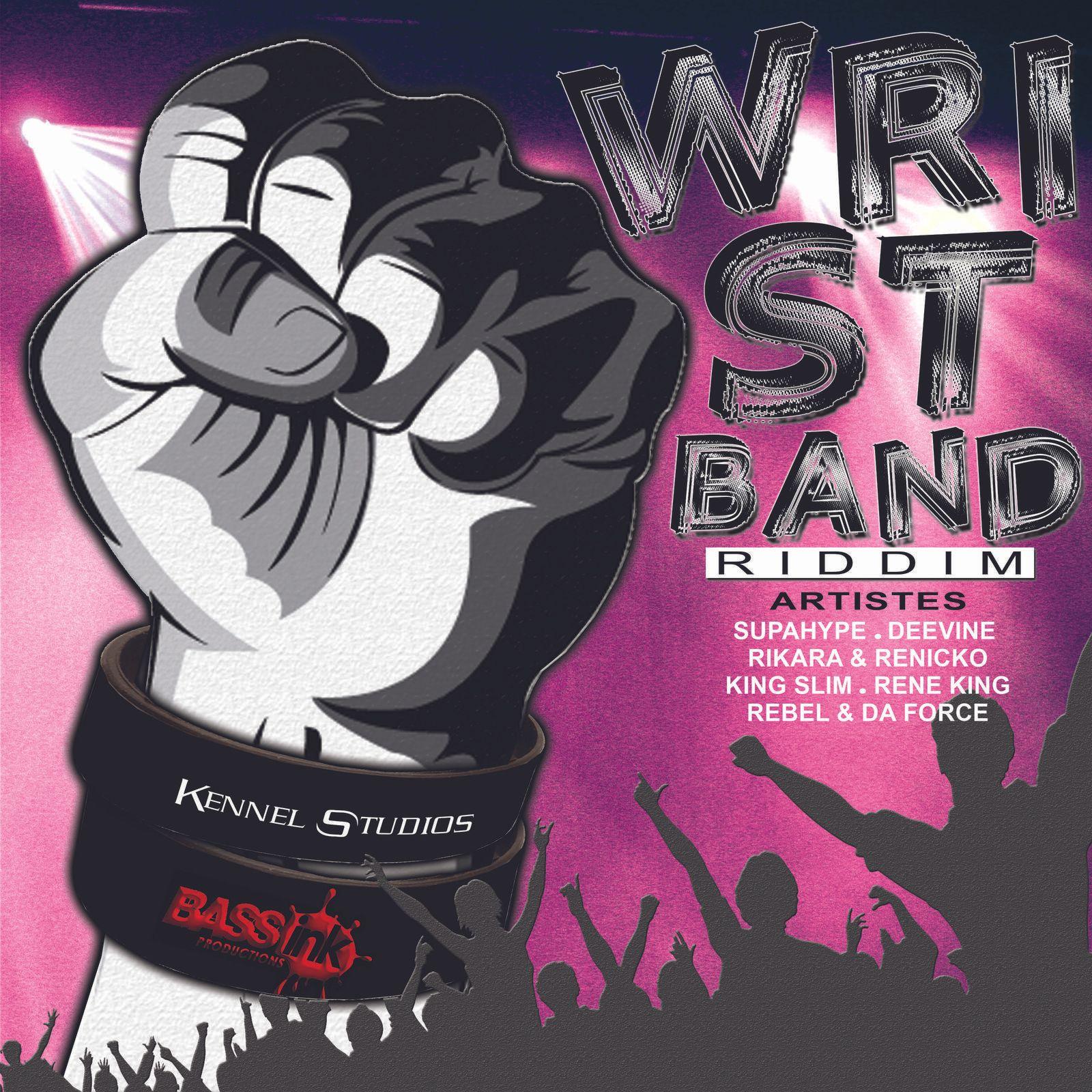 Executive Privilege Audiobook: Wristband Riddim By Various Artist, From DancehallSoca