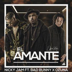 El Amante (Remix) (Danny Vey Edit)