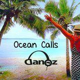 Dan Oz - Dan Oz- Ocean Calls Cover Art