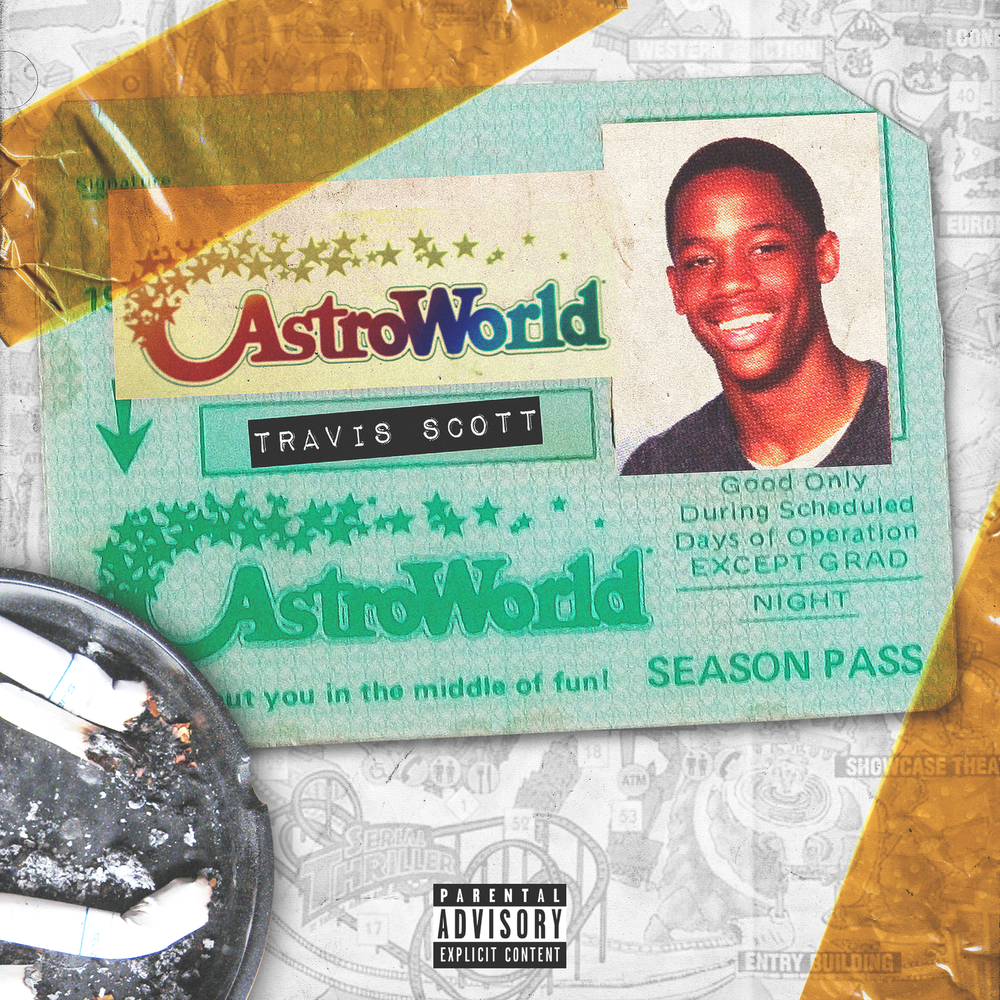 Days Before Astroworld by Travis Scott, from