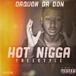 DaQuon Da Don - Hot Nigga Cover Art