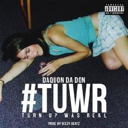 DaQuon Da Don - Daquon Da Don - TUWR Cover Art