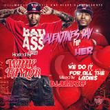 DAREALDJJUMPOFF - VALENTINES DAY FOR HER HOSTED BY WILLIE TAYLOR Cover Art