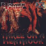 Dark Half - Three on a Meat Hook  Cover Art